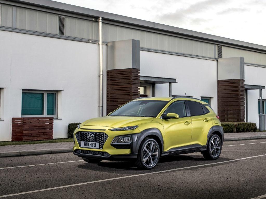 Hyundai a emporté le combat abordable contre les véhicules électriques directement chez Tesla avec le Kona.