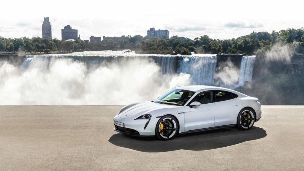 La Porsche Taycan est l'un des Super EV les plus attendus de 2020.