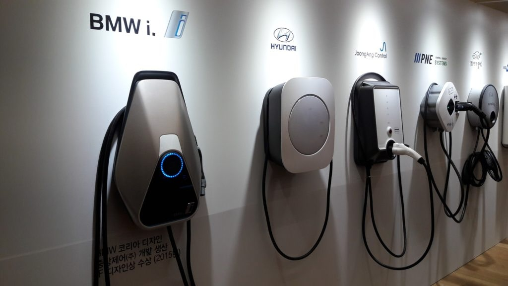 dedicated electric car charging points