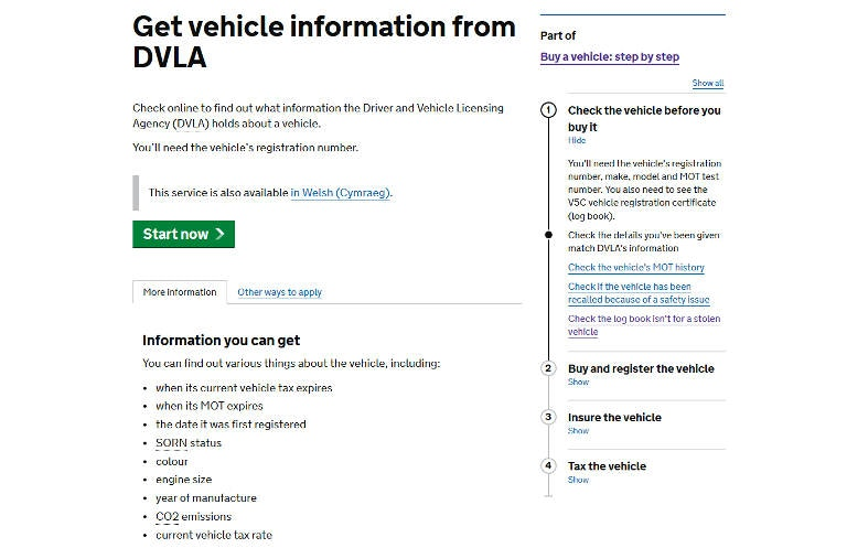 The Ultimate Guide to the HPI Check - the DVLA