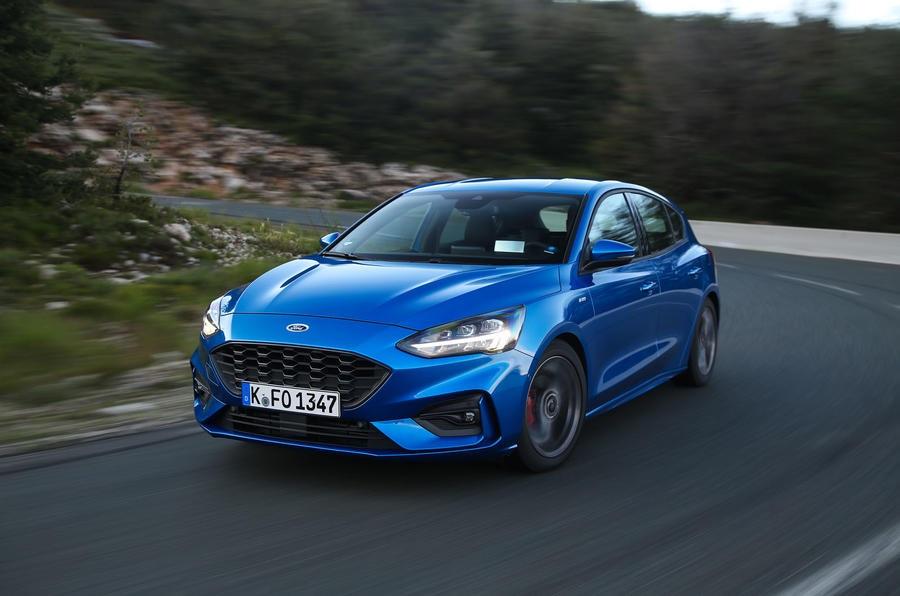 Ford Focus pour MPG