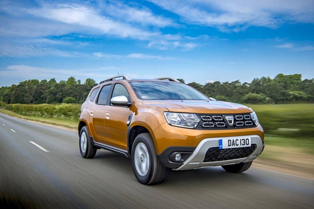 Budget friendly family cars don't come much better than the Dacia Duster.