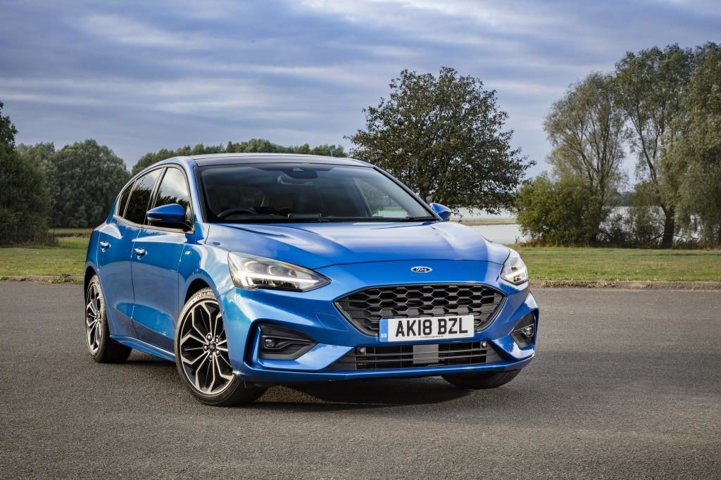 The Ford Focus best family car