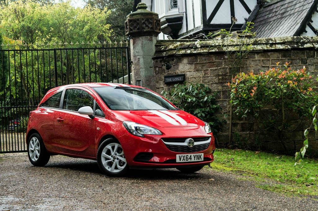 Zero deposit makes the current Vauxhall Corsa a PCP winner on a budget.
