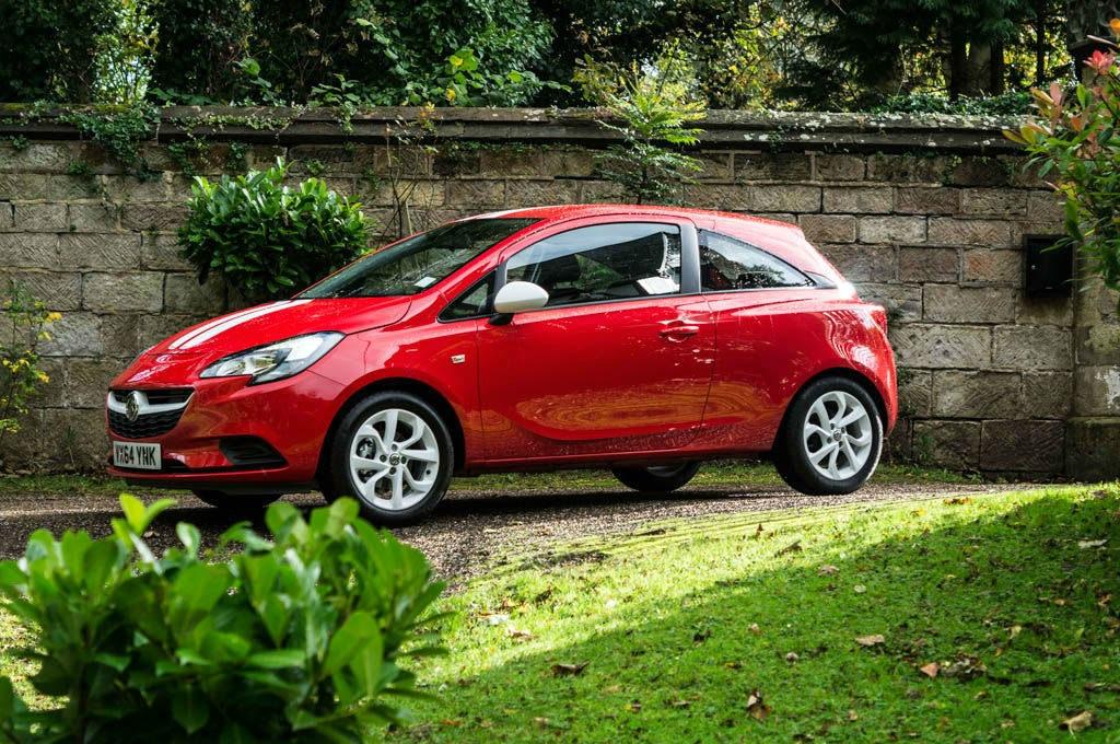La Vauxhall Corsa est une superbe première voiture.