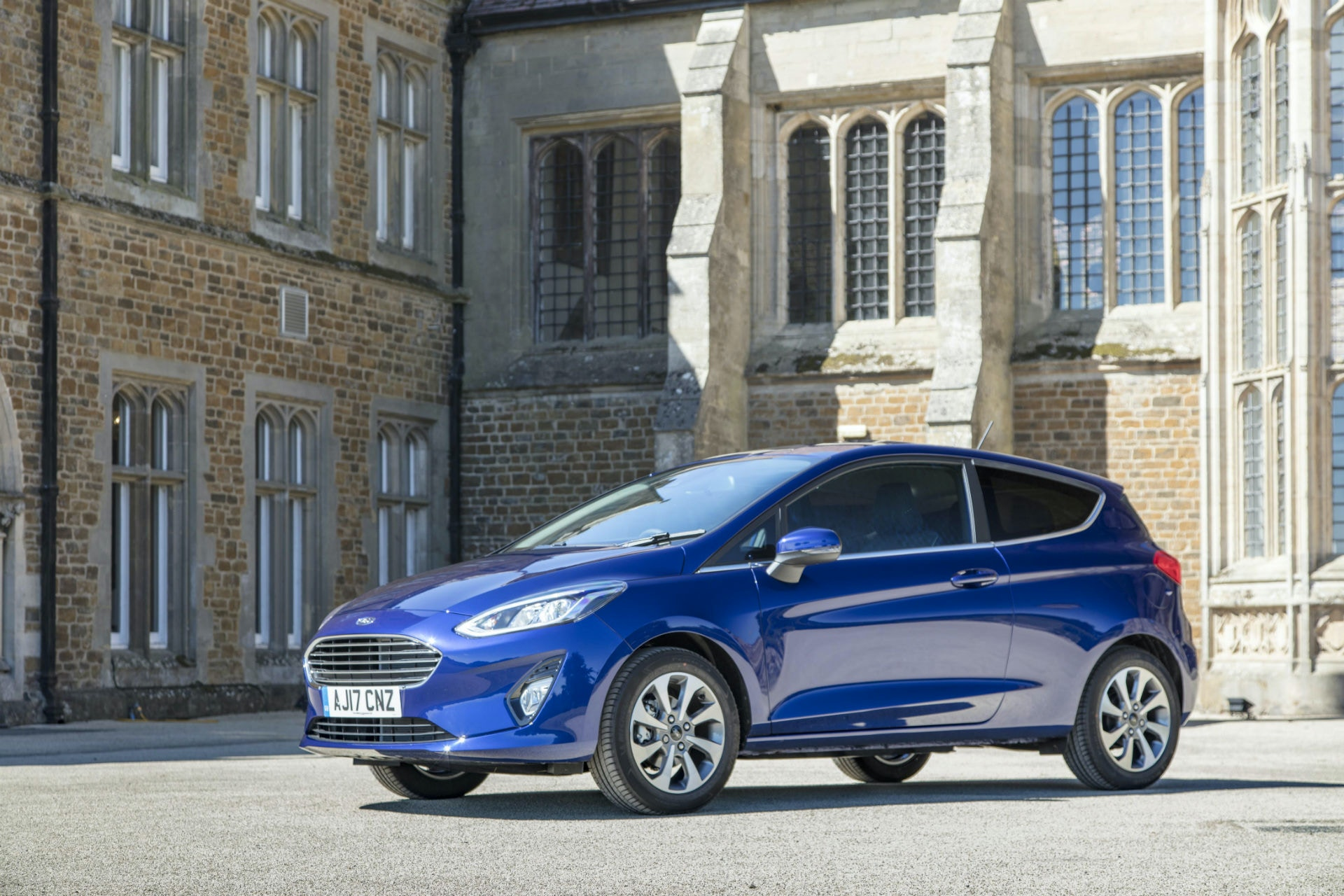 One of the UK's favourite cars, the Ford Fiesta is a steal at less than £10,000.