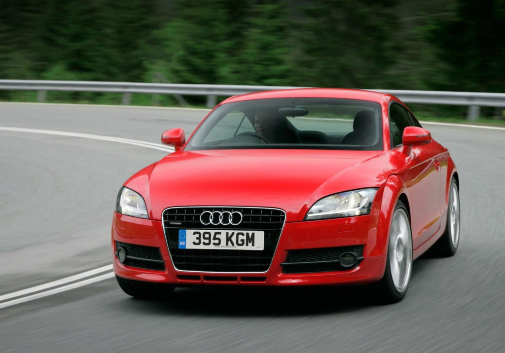 An Audi TT S for less than £5,000 could be a risky option.