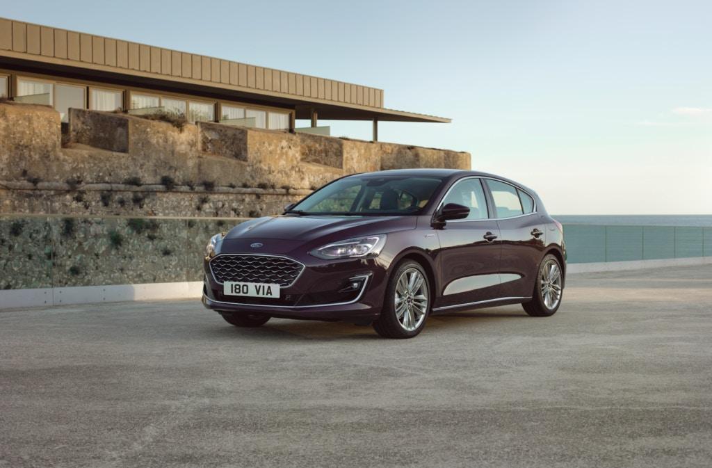 La Ford Focus est l'une des berlines à hayon les plus vendues au Europe.