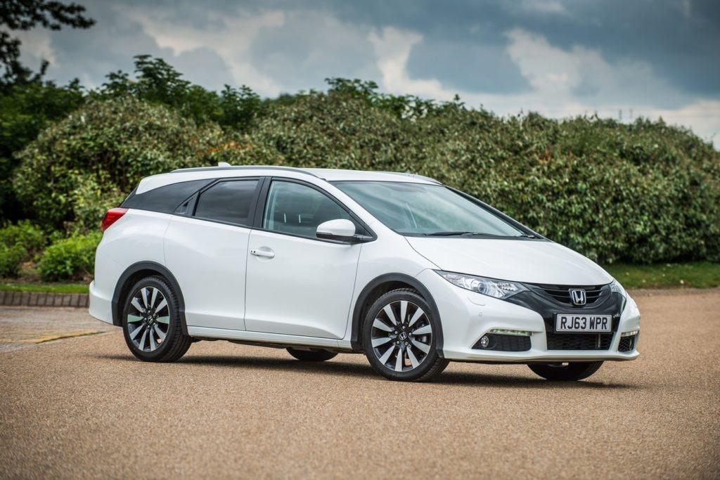 Honda Civic Tourer Estate 2013