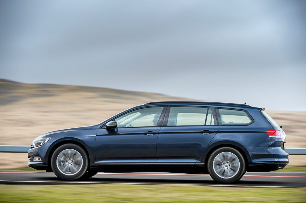 volkswagen passat estate car