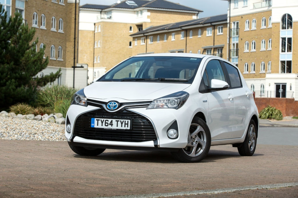 Toyota Yaris best automatic car