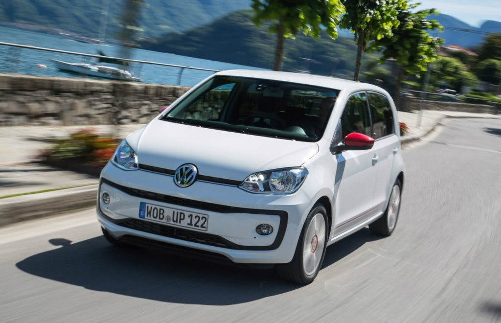 VW UP Small City Car