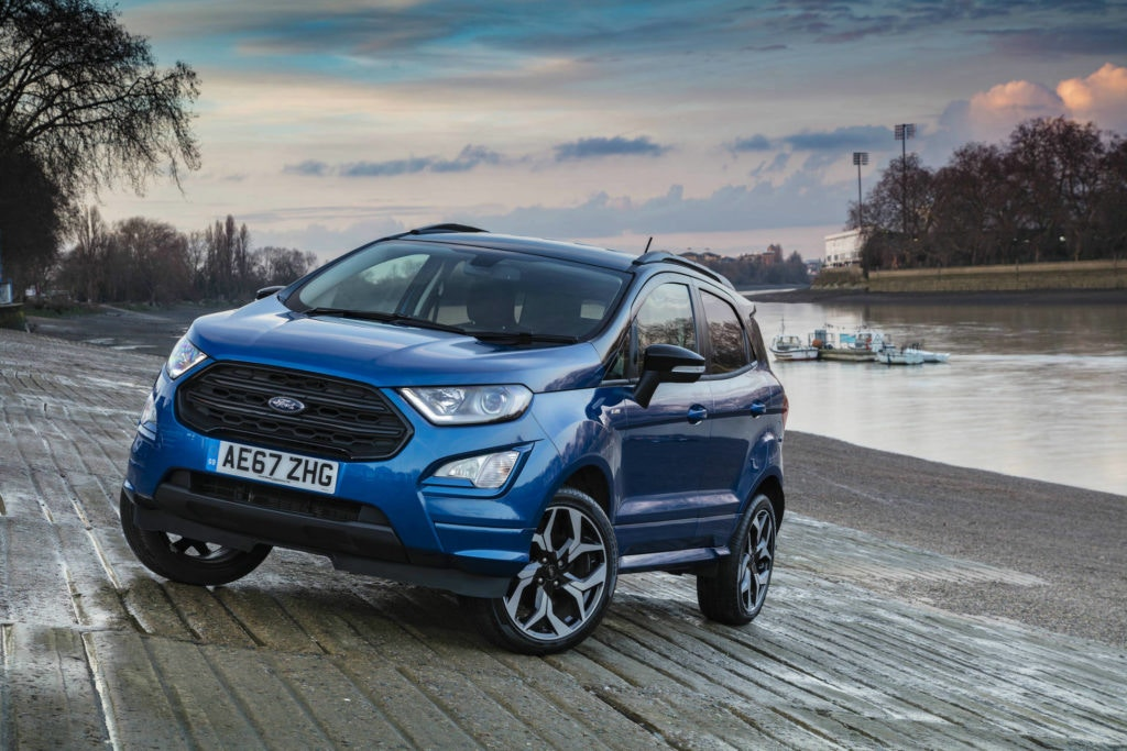 The Ford Ecosport has some ungainly looks, but for a compact SUV it ticks all the boxes.