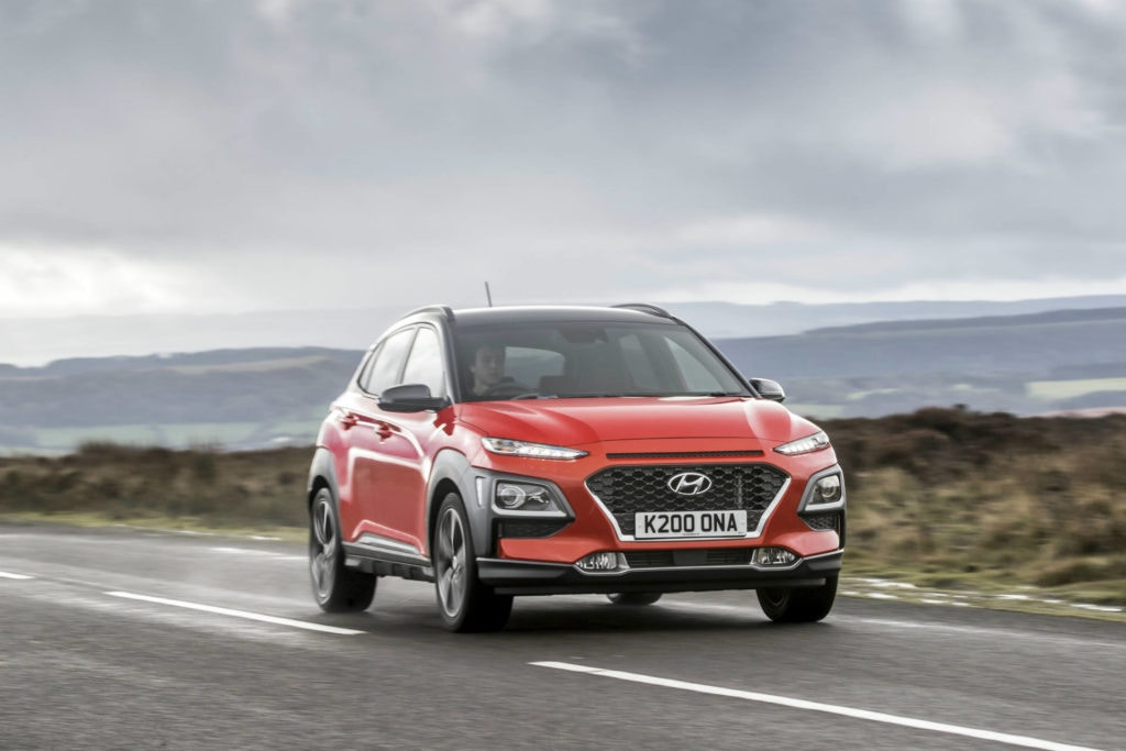 There aren't many crossovers with 4x4 these days but the Hyundai Kona is a small suv that can go anywhere.