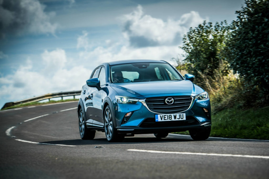 Mazda's baby SUV the CX3