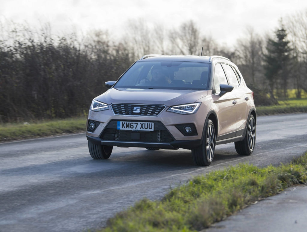 SEAT Arona is a great car to lease