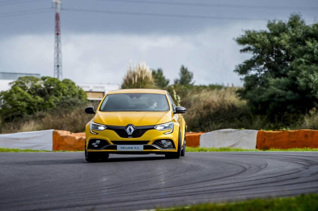La Renault Megane RS Trophy, meilleure voiture à moteur