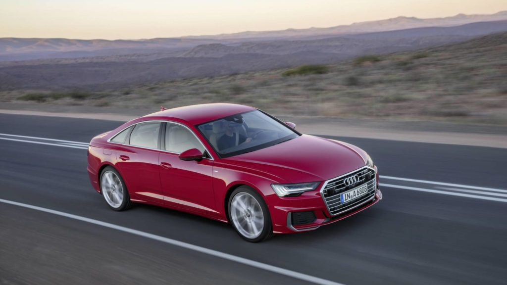 Yes, the Audi 6 is Euro 6 compliant too