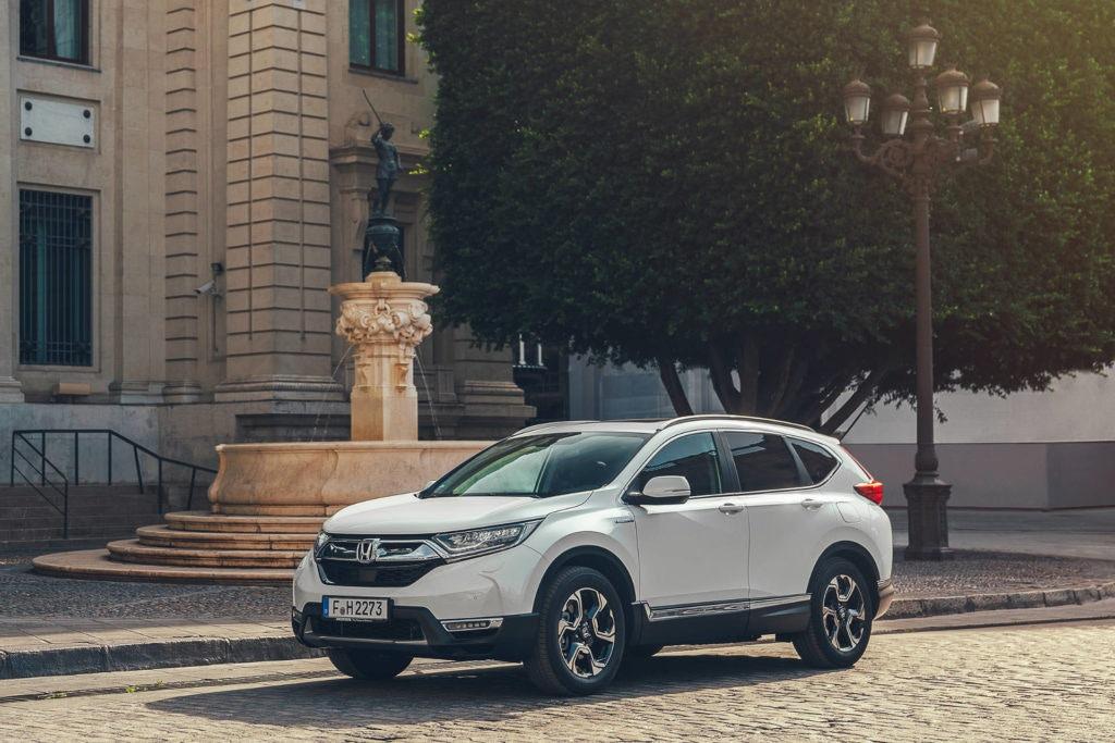Le nouveau CR-V de Honda est un SUV respectueux de l'Euro 6