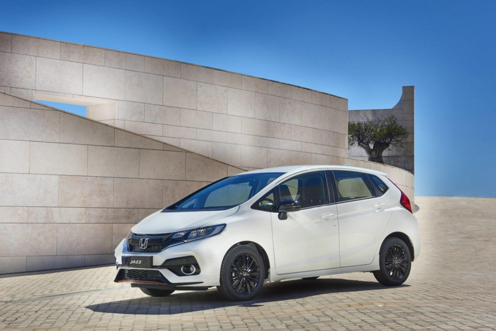 Honda Jazz small automatic