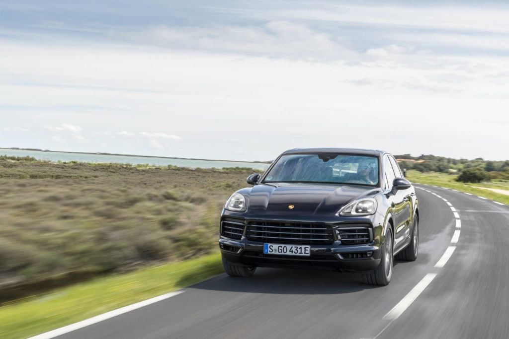 Porsche Cayenne E-Hybrid makes a hefty SUV MPG friendly.