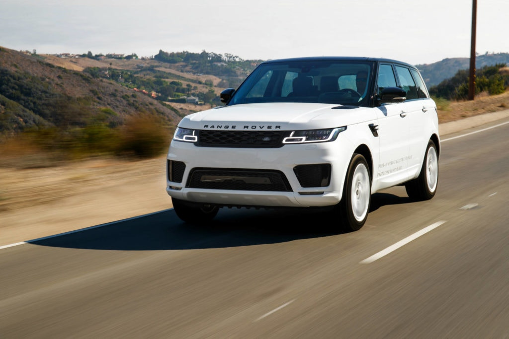 The hybrid Land Rover has been helping sales but lowering the BIK for company car users.