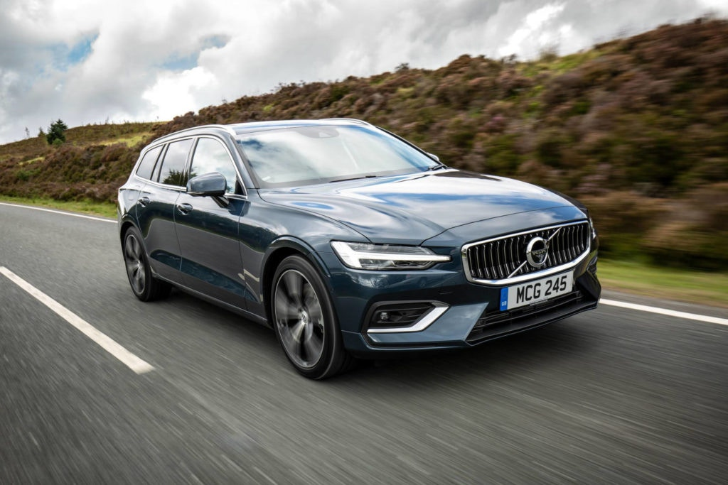 The Volvo V60 is one of the most sumptuous Euro 6 compliant cars around