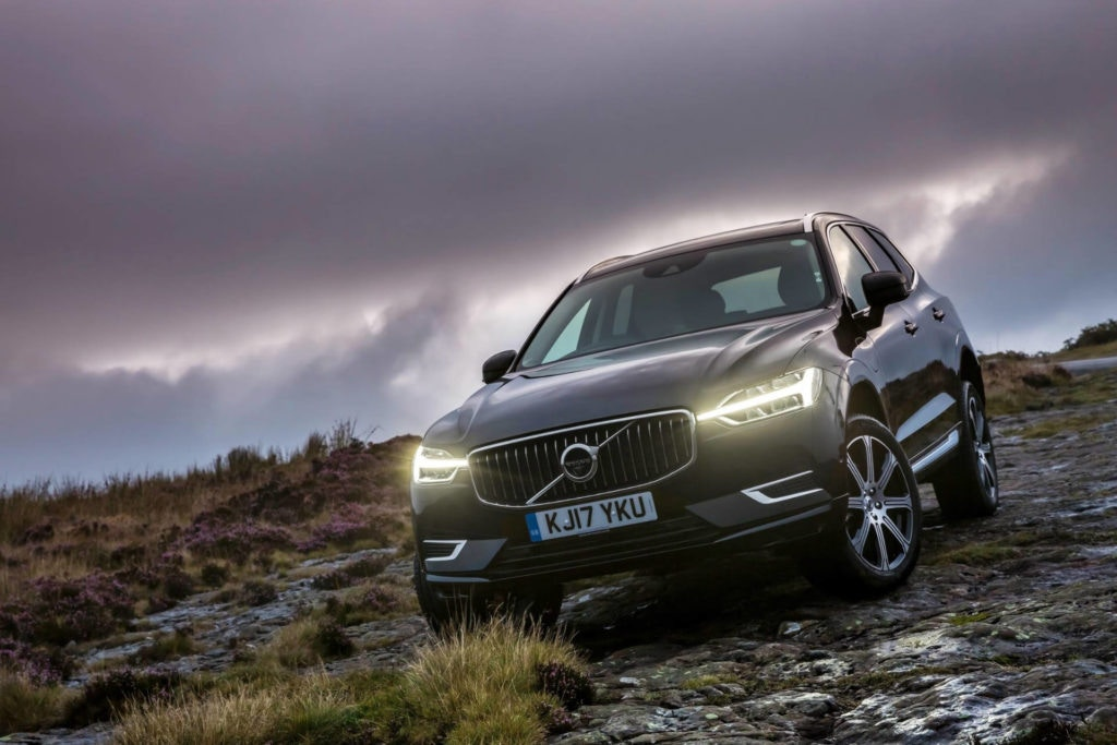 The Volvo XC60 is a sporty hybrid suv like no other.