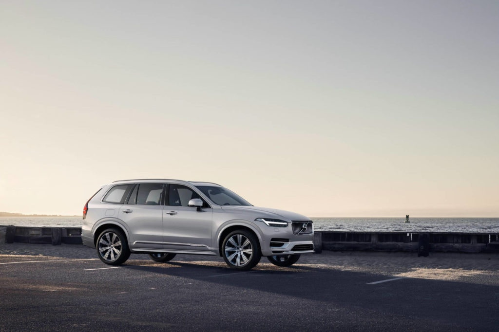 Volvo have some incredible designs at the moment, the XC90 is one of them.