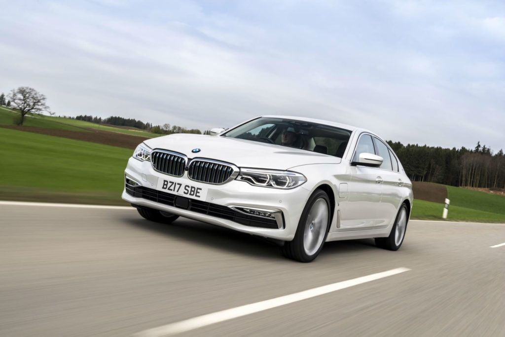 The businessman's car of choice, the BMW 5 series can also be yours for less than £300 a month with a used PCP car deal.