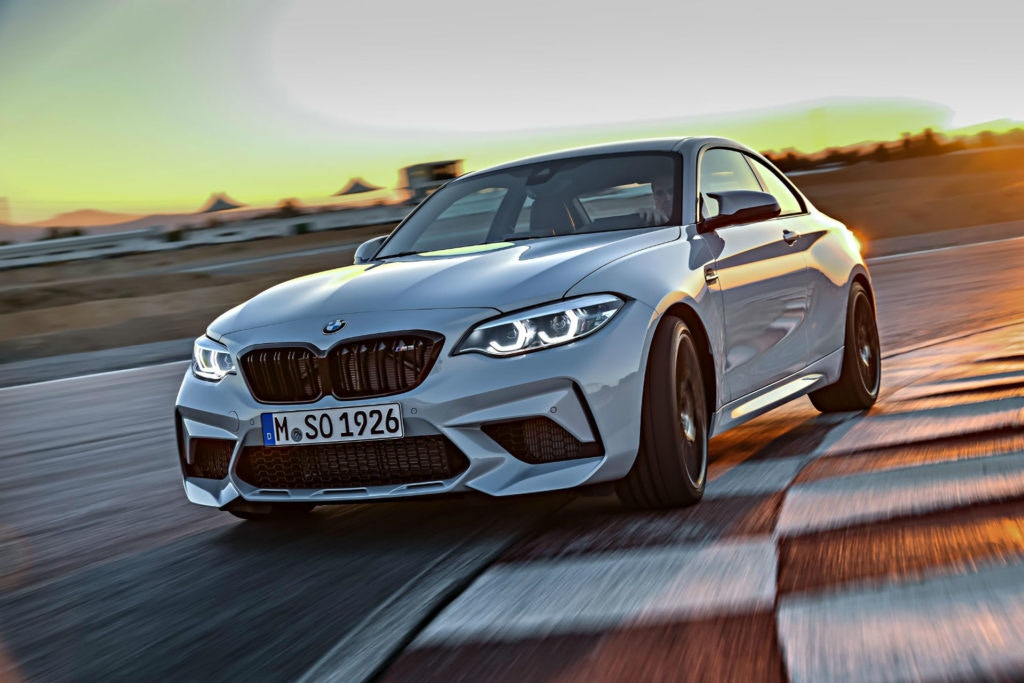 BMW M2 is the perfect small sports car coupe