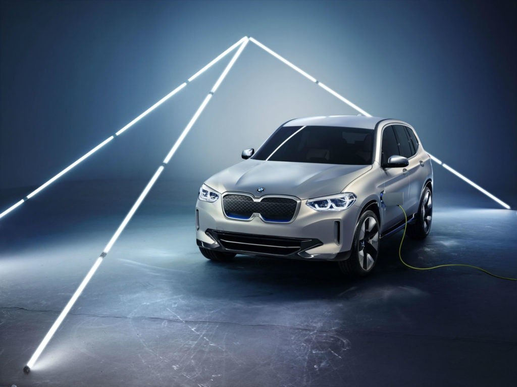The BMW iX3 is still under wraps, but we know a few details.