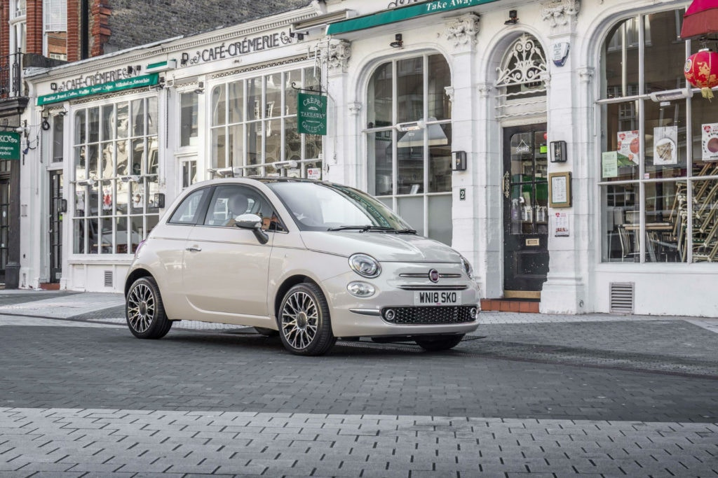 The Fiat 500 is the cheapest new car PCP deal on the market.