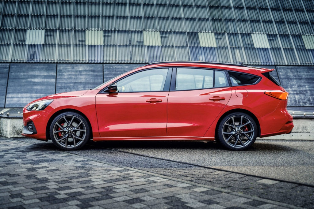 La Ford Focus ST Estate wagon est le break le plus rapide que vous cherchiez.