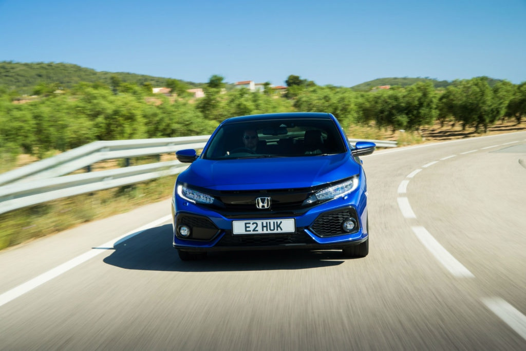The 1.6 litre idtec Honda Civic is a real MPG winner.
