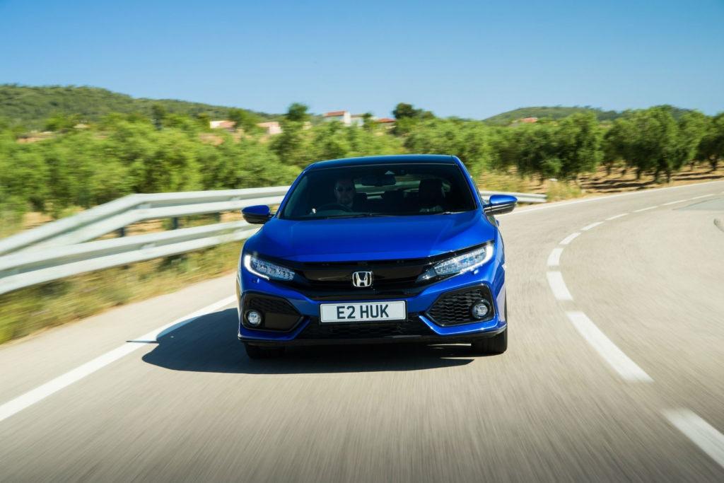La Honda Civic idtec de 1,6 litre est une vraie gagnante du MPG.