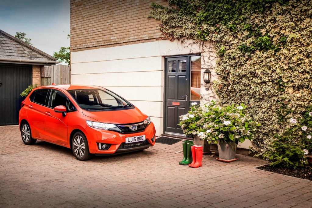 The Honda Jazz isn't just for old people.