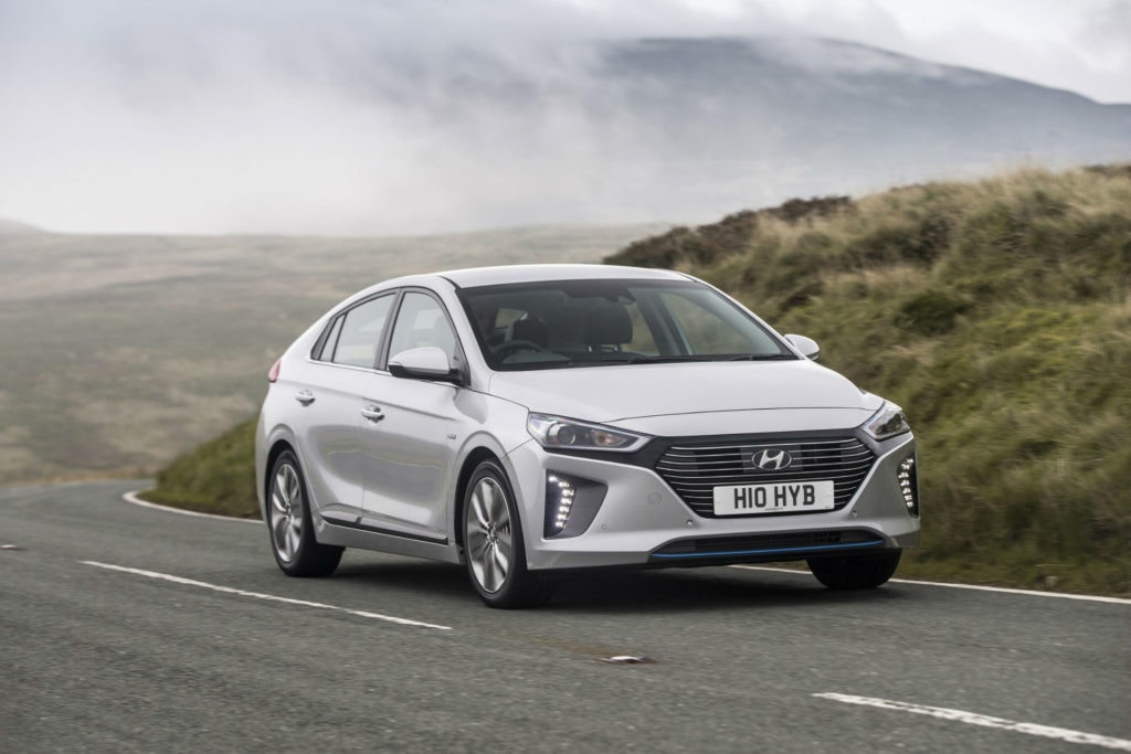 Lower than the Toyota Prius on MPG the Hyundai Ioniq still offers a lot for the money.