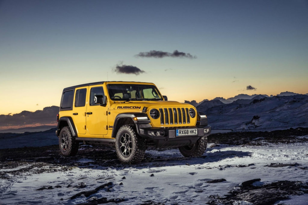 The new 2019 Jeep Wrangler may look familiar but it's had a major overhaul.