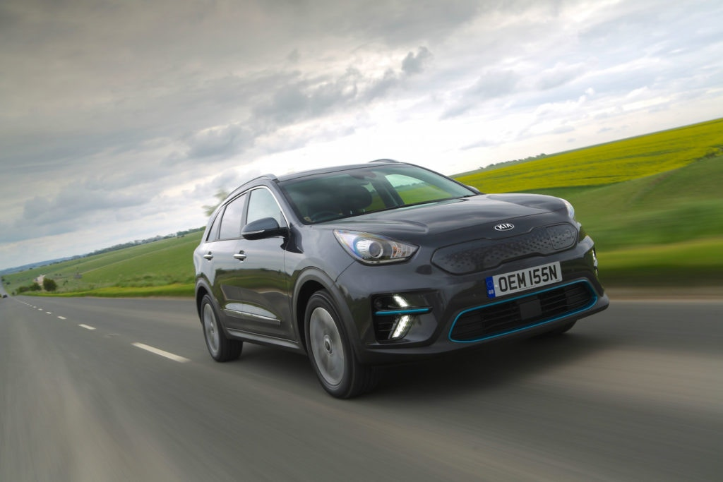 The Kia E Niro has been around a while but still offers some great EV range on a budget.