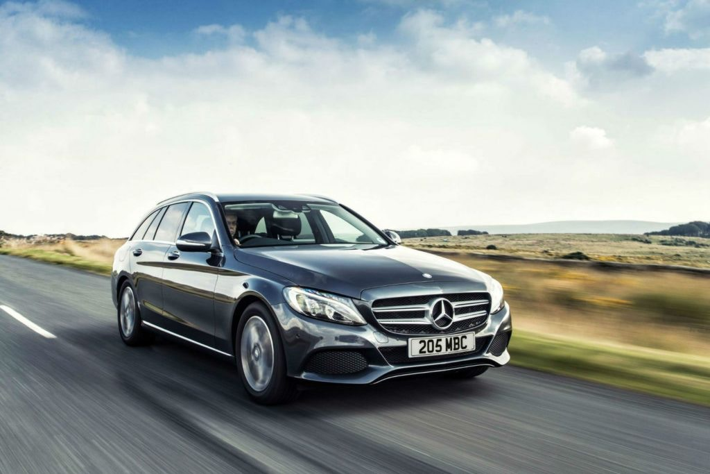 Estates are always a favourite of dog owners, with the E-Class being among the largest on sale.