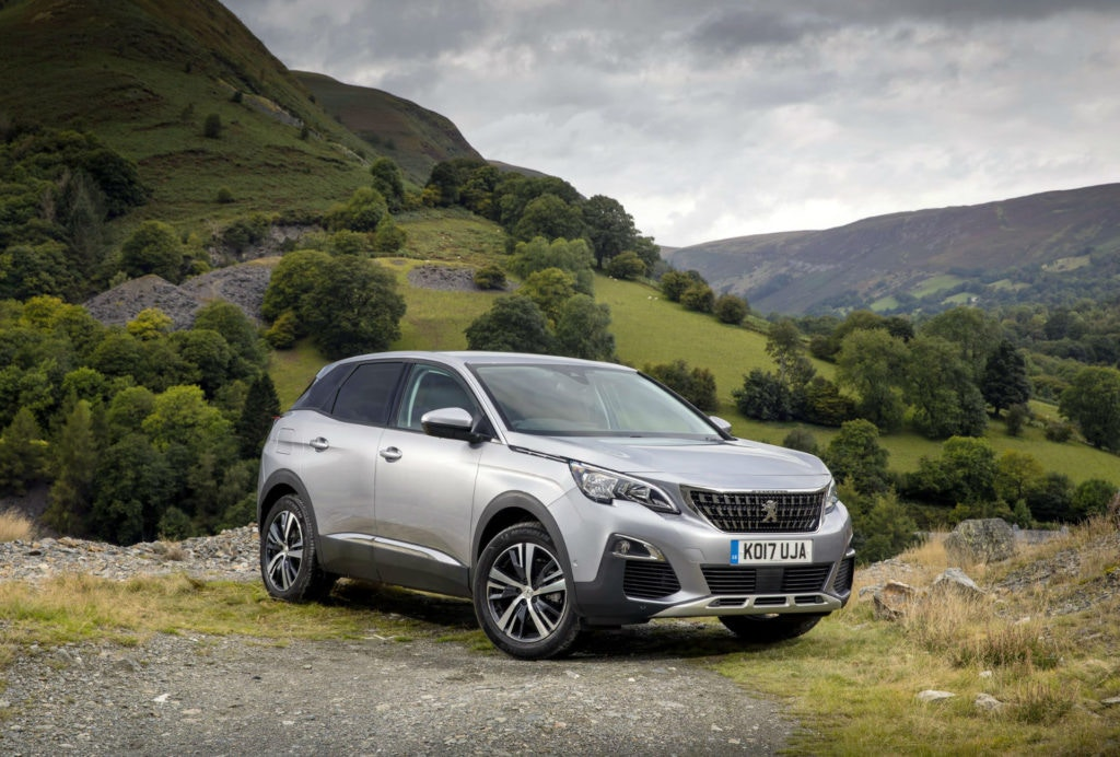 Need a cheap SUV, a used Peugeot 3008 can be yours for less than £300 a month on PCP.