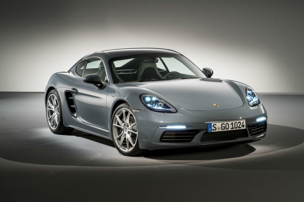 The Porsche Cayman is the ultimate sports car