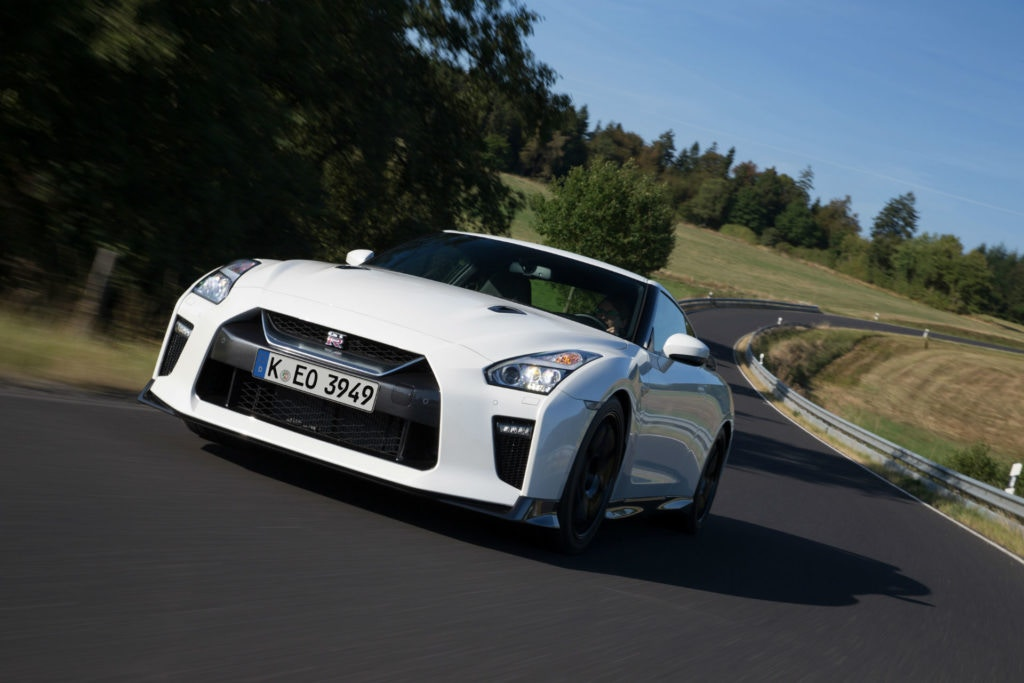 The Nissan GT-R is 12 years old now, but still wins when it comes to the sports car game