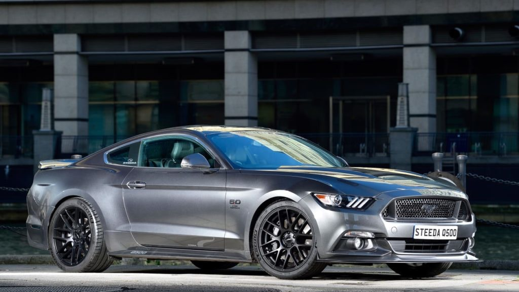 The Steeda Q500 proves you can turn a Mustang into a sports car