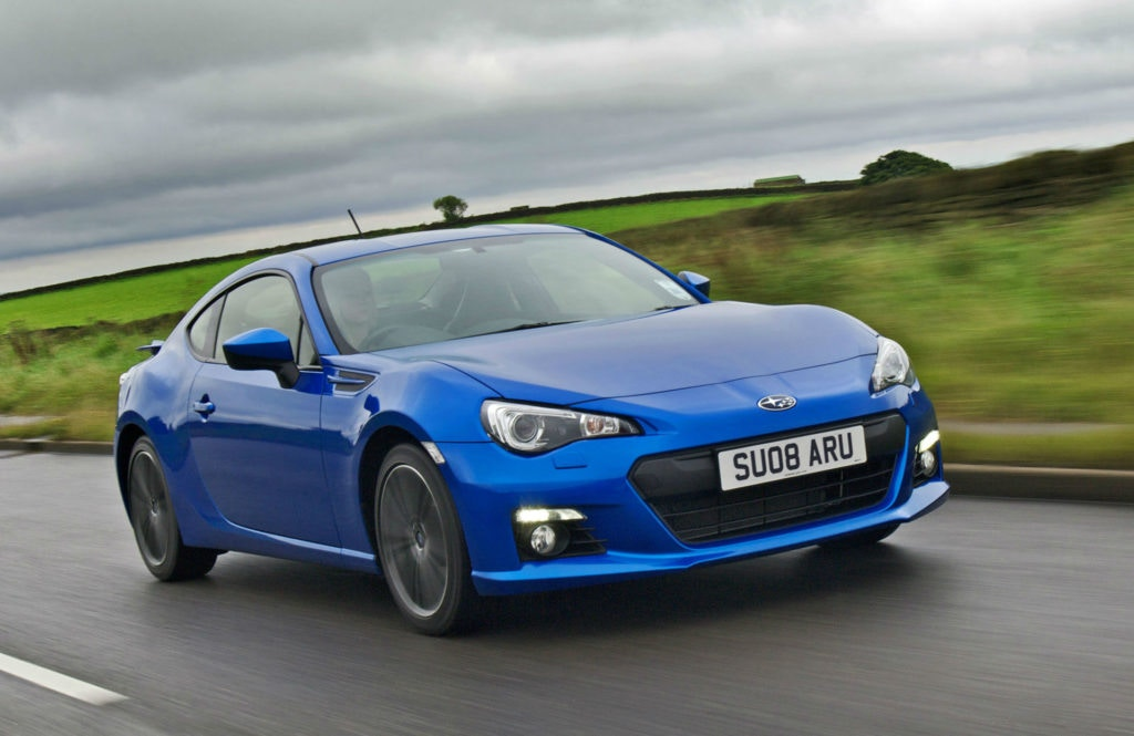 Old school, rear wheel drive charm make the Subaru BRZ a great sports car
