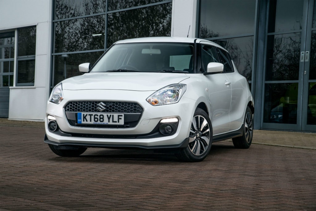 If you want practicality and sporty looks head for the PCP deals page for the Suzuki Swift Attitude.