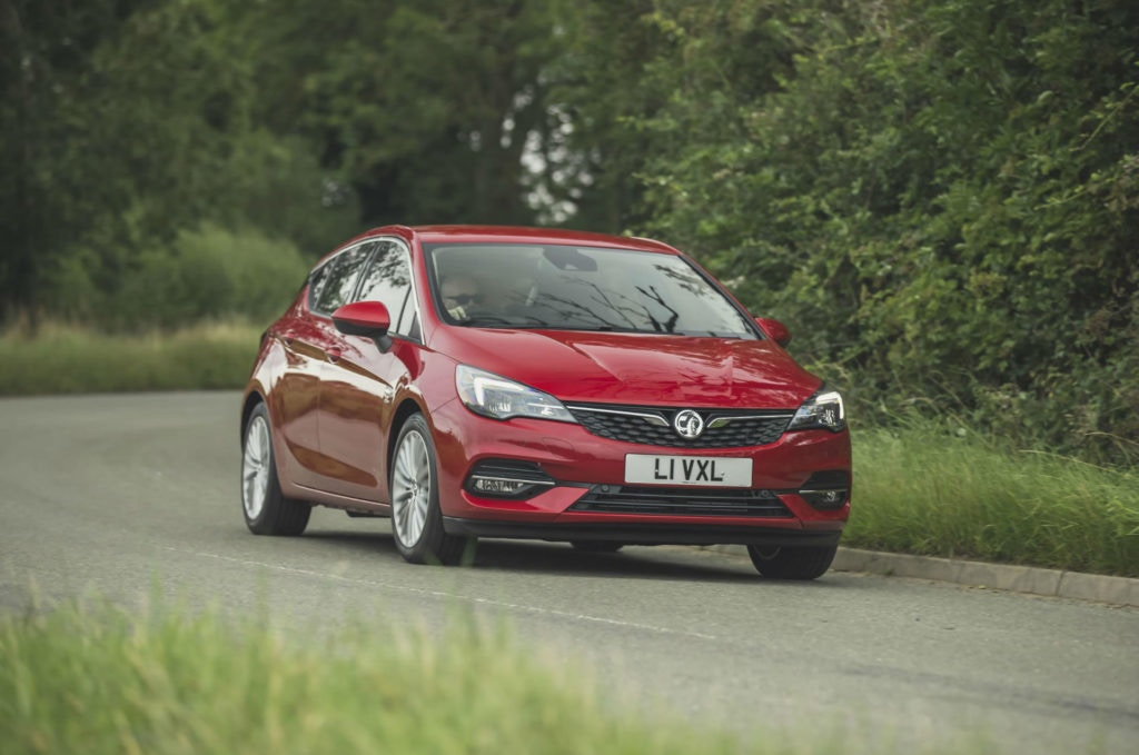 Cela peut ressembler à un lifting, mais la nouvelle Vauxhall Astra est incroyablement bonne.