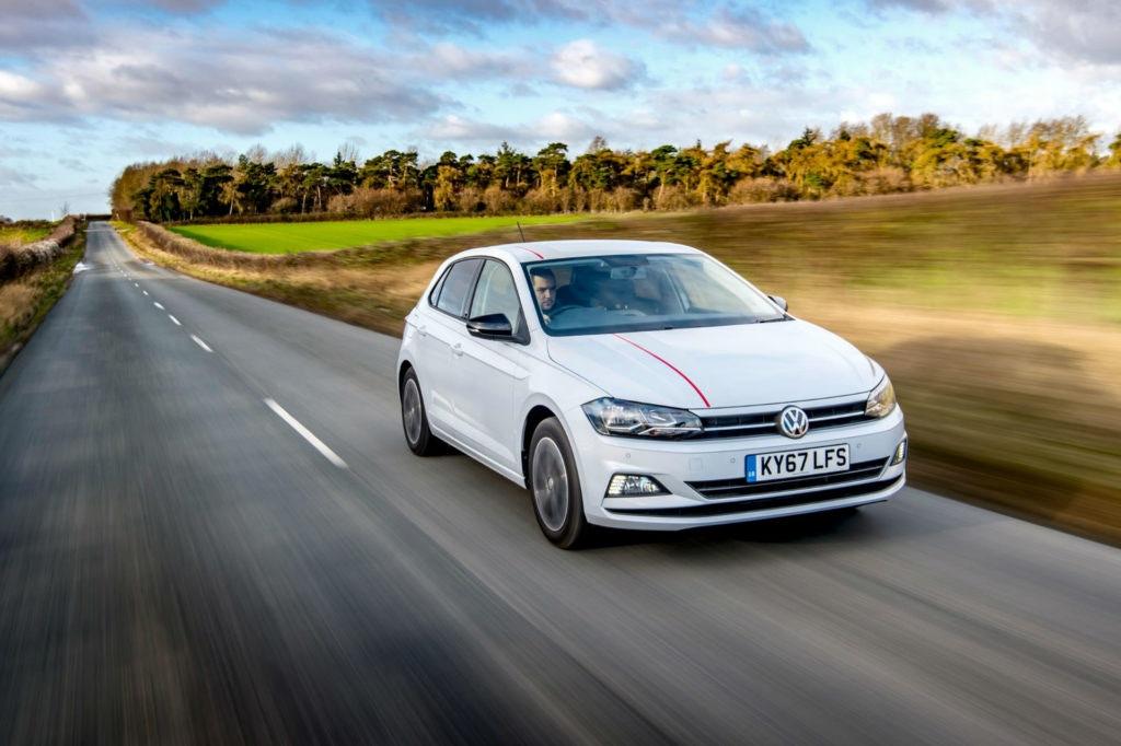 La Volkswagen Polo Beats édition est l'une des grandes petites voitures en vente.