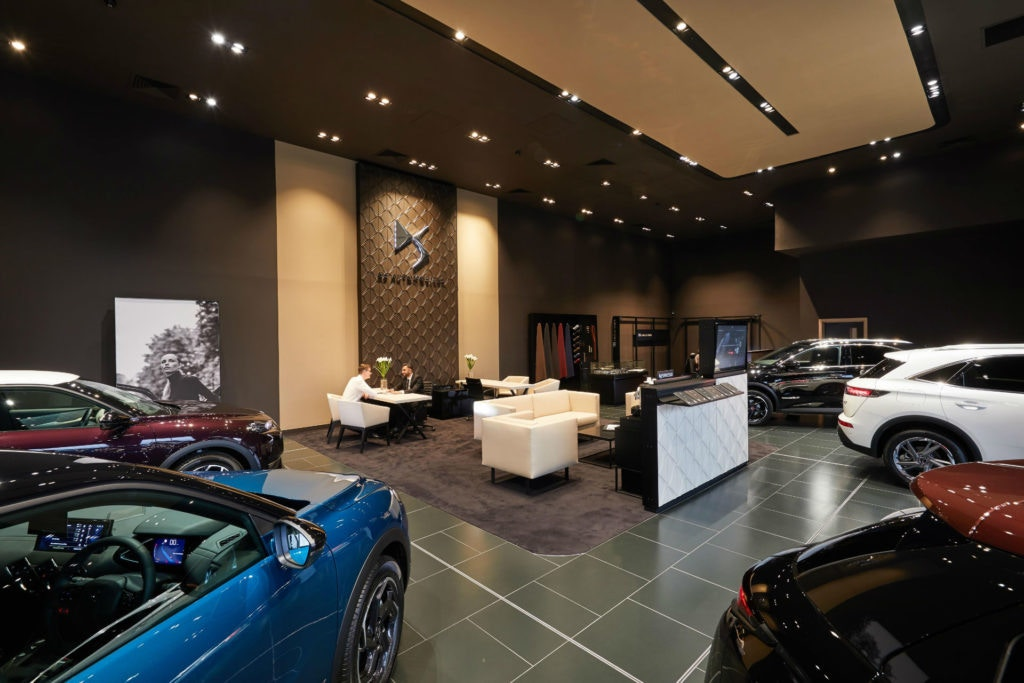 DS Store Birmingham North car dealership